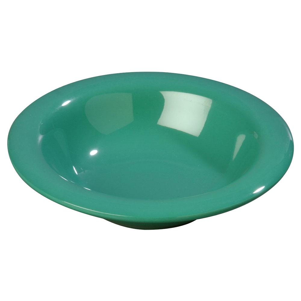 Carlisle 3304009 6-oz Sierrus Rimmed Bowl - Melamine, Meadow Green