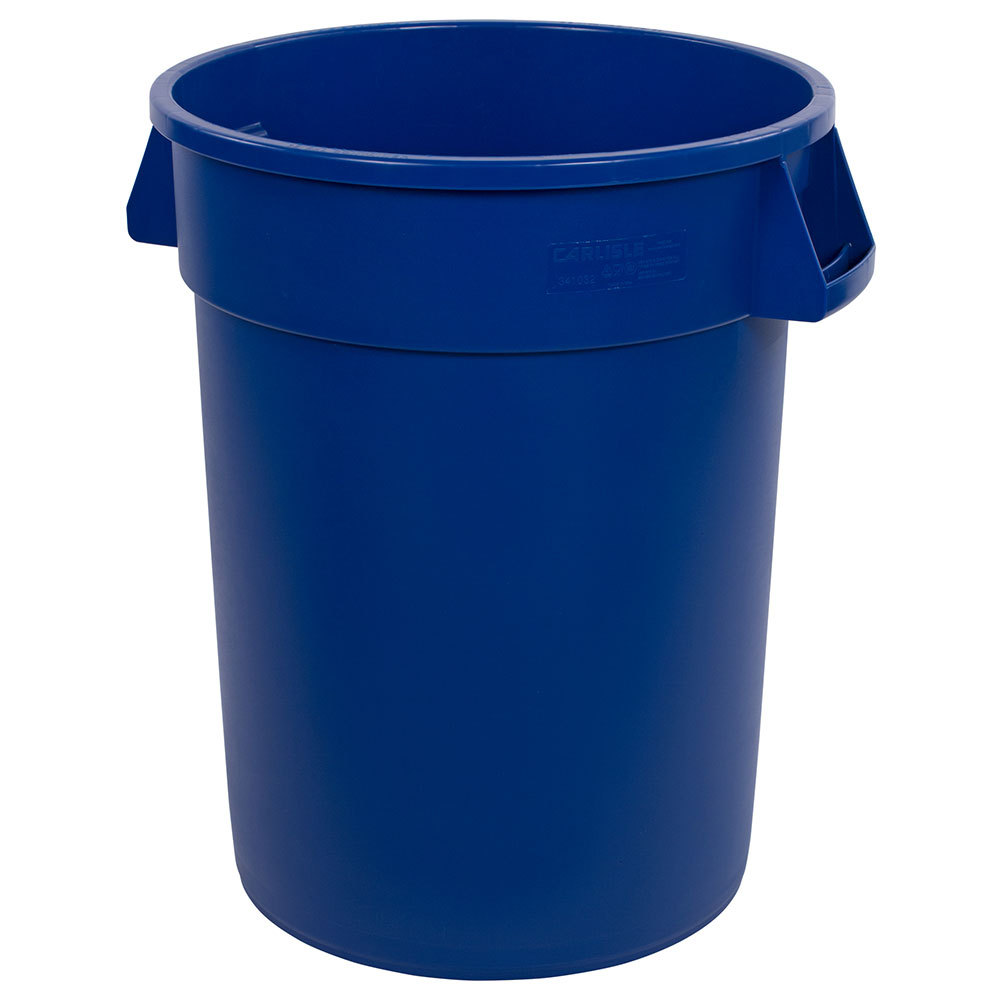 Carlisle 34103214 32-gal Multiple Materials Recycle Bin - Indoor/Outdoor