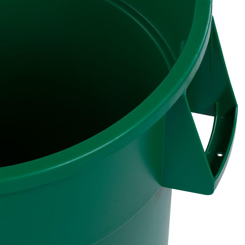 Carlisle 34104409 44-gal Multiple Materials Recycle Bin - Indoor/Outdoor