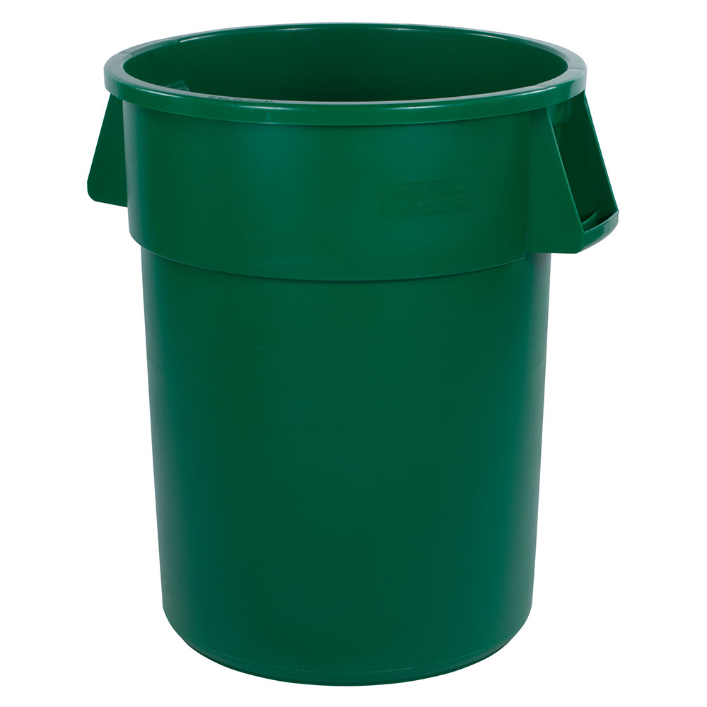 Carlisle 34105509 55-gal Multiple Materials Recycle Bin - Indoor/Outdoor