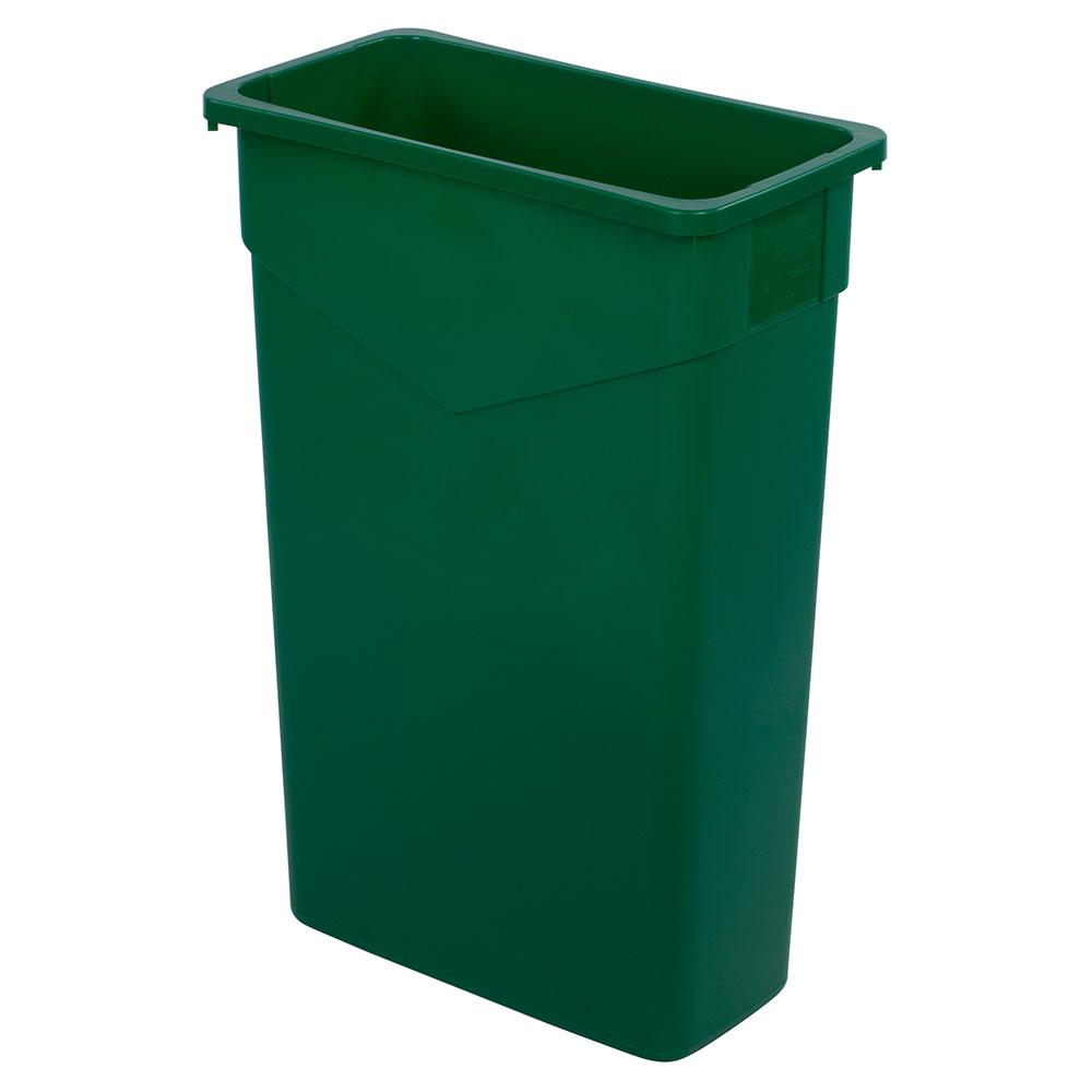 Carlisle 34202309 23-gal Multiple Materials Recycle Bin - Indoor