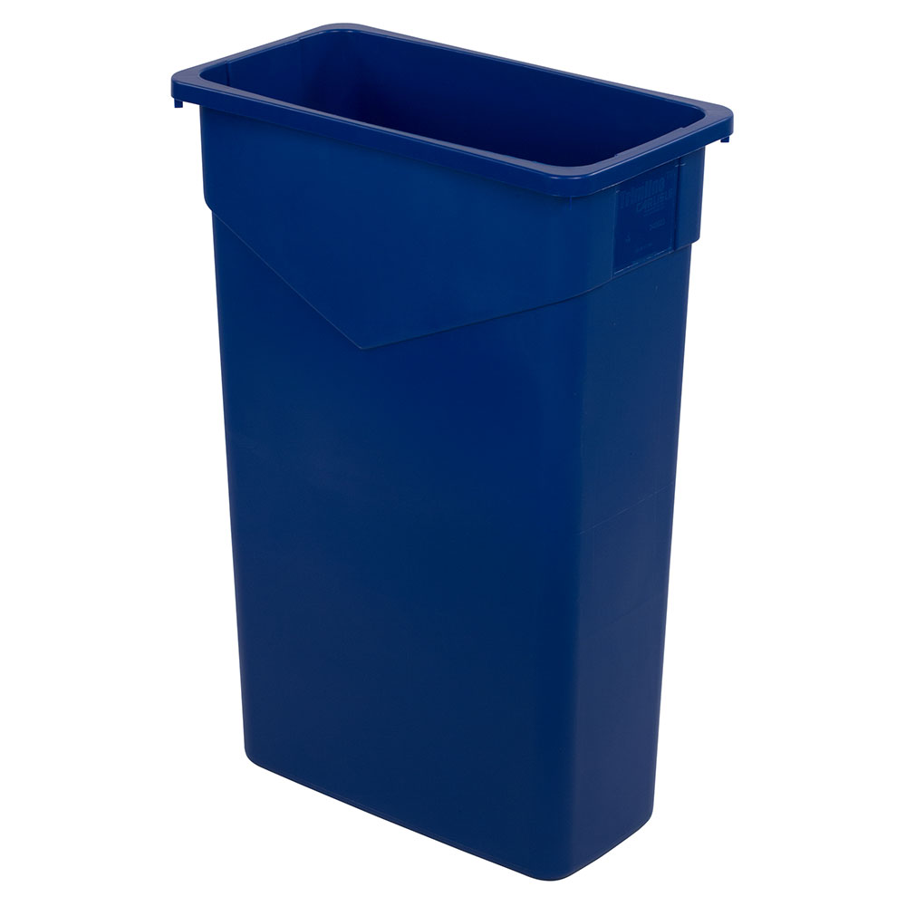 Carlisle 34202314 23-gal Multiple Materials Recycle Bin - Indoor