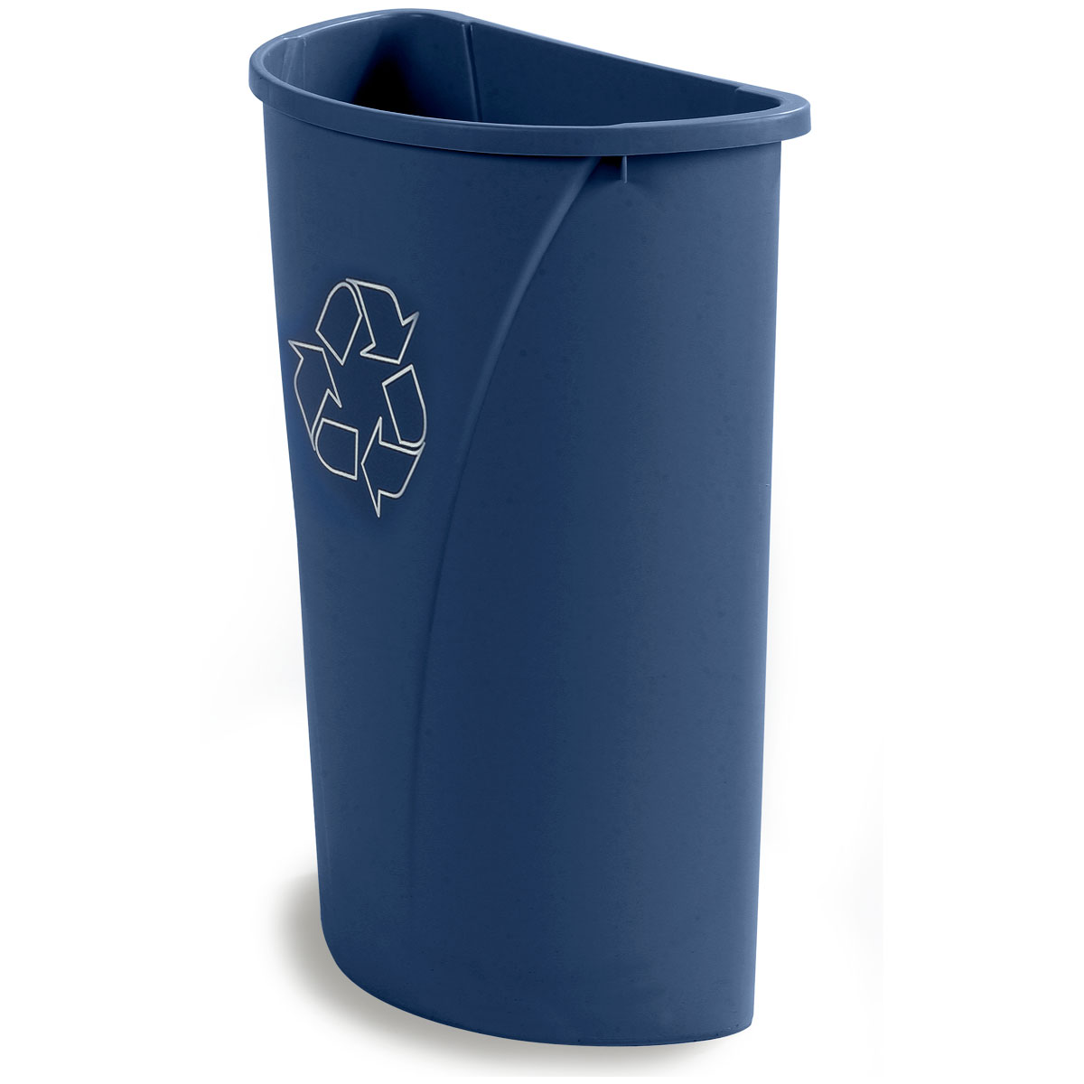 Carlisle 343021REC-14 10.3-gal Multiple Materials Recycle Bin - Indoor