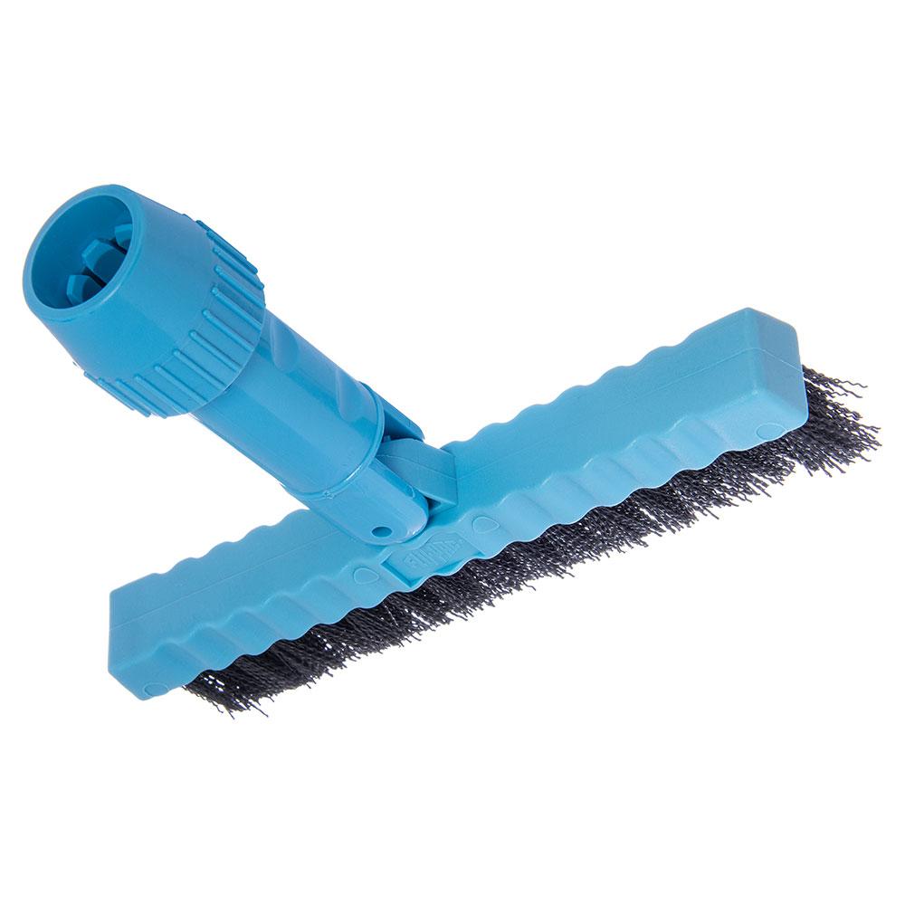 "Carlisle 36532003 7-1/2"" Grout Line Brush Head (Brush Only) - Nylon, Black"