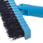"Carlisle 36532003 7-1/2"" Grout Line Brush Head (Brush Only) - Nylon, Black"
