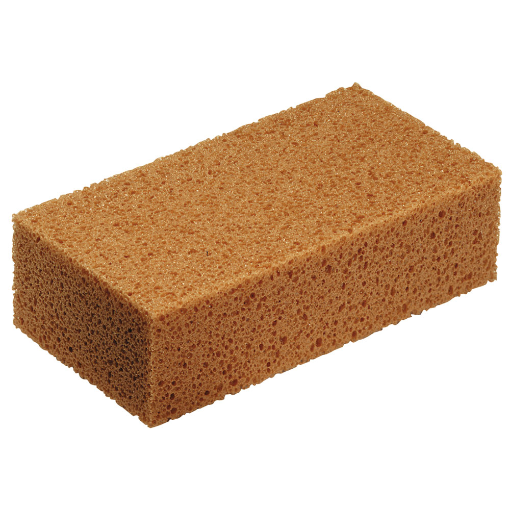 Carlisle 36550100 Synthetic Sponge - 8-1/4x4-1/4x2-1/4""