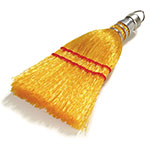 Carlisle 3663400 Whisk Broom - Synthetic Corn Bristles