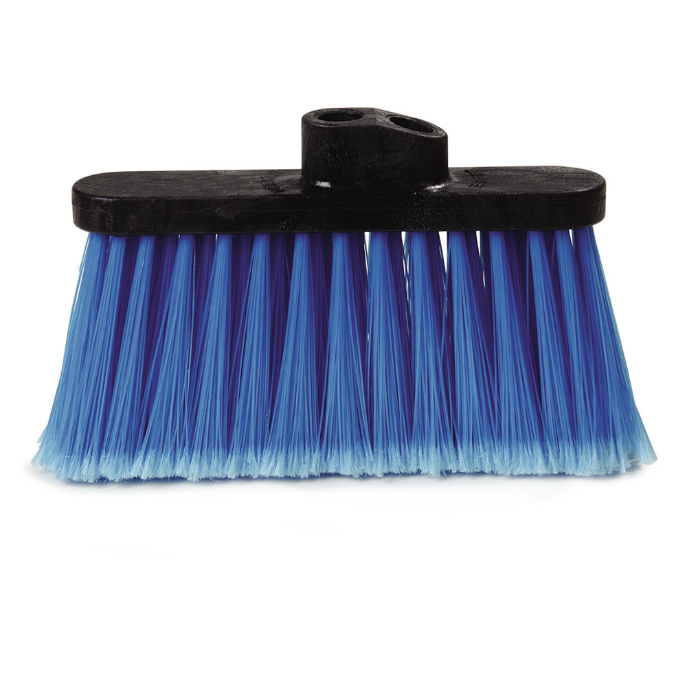 Carlisle 3685314 Light Industrial Broom Replacement Head - Blue