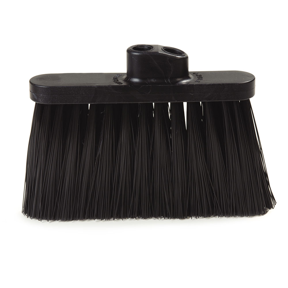 Carlisle 3685403 Light Industrial Broom Replacement Head - Black