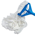 Carlisle 36932000 Rough n Ready Surface Mop - Medium-Rough