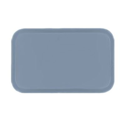 Carlisle 3753FG012 Rectangular Cafeteria Tray - 53x37cm, Sea Spray