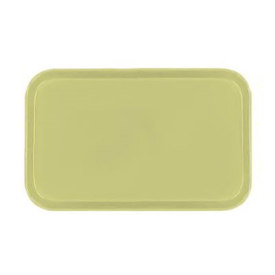 Carlisle 3753FG97037 Rectangular Cafeteria Tray - 53x37cm, Primrose Yellow