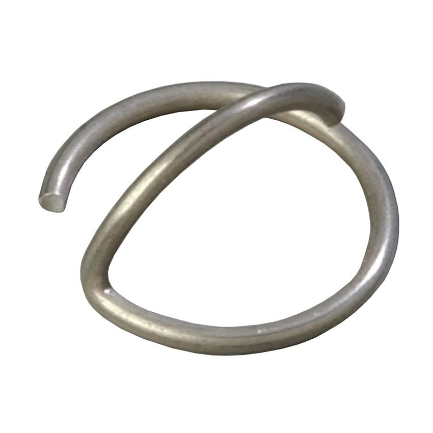 Carlisle 38550SC Wire Spout Clip - (38550R) Pump, Stainless