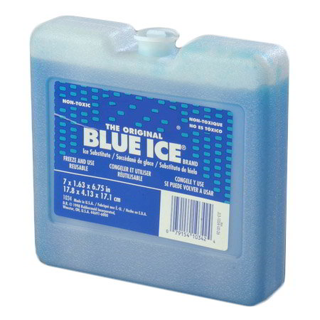 Carlisle 38600IP Large Freezable Ice Pack - Blue