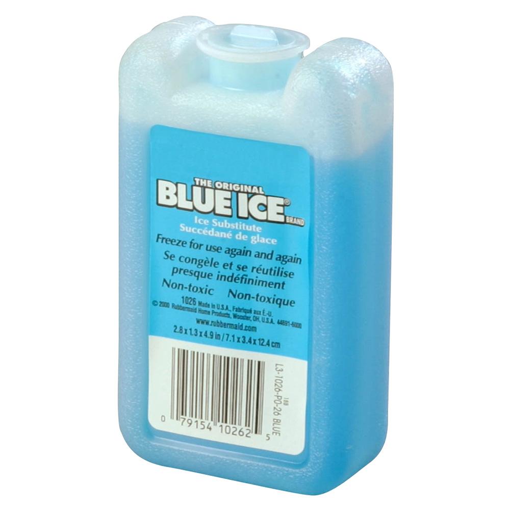 Carlisle 38700IP Small Freezable Ice Pack - Blue