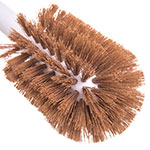 "Carlisle 4000025 Carafe Brush, 12"" Polyester Brush, Tan"