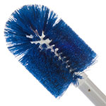 "Carlisle 4000714 30"" Valve/Fitting Brush - Plastic/Polyester, White/Blue"