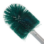 "Carlisle 4000809 30"" Multi Purpose Valve/Fitting Brush - Poly/Plastic, Green"
