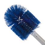 """Carlisle 4000814 30"""" Multi Purpose Valve/Fitting Brush - Poly/Plastic, Blue"""