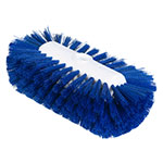 "Carlisle 4004314 9-1/2"" Tank/Kettle Brush Head - Nylon/Plastic, Blue"