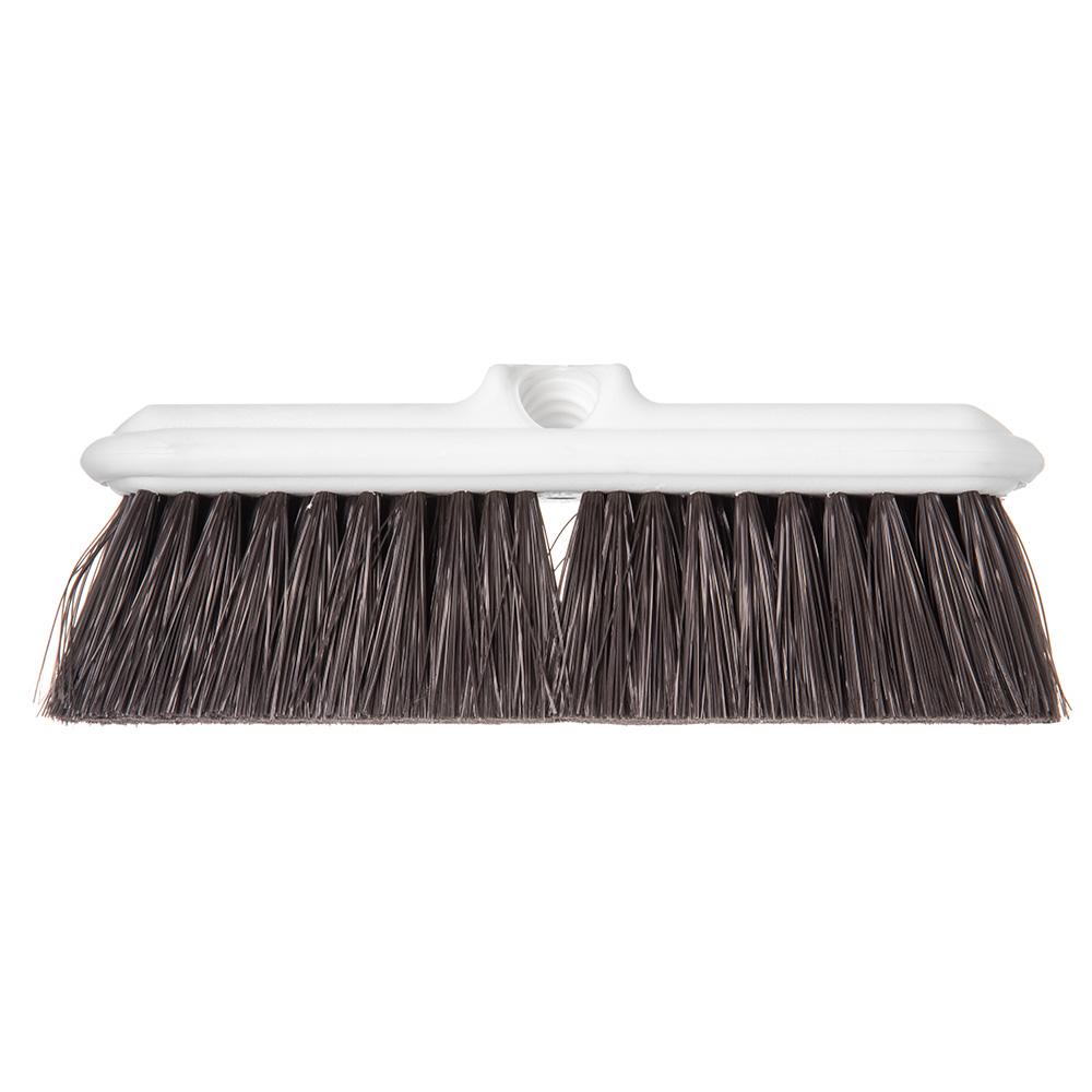 "Carlisle 4005001 9-1/2"" Wall Brush - Nylex/Plastic, Brown"
