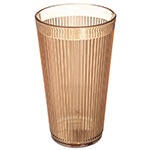 Carlisle 401613 16-oz Old Fashion Tumbler - Amber
