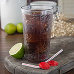 Carlisle 402007 20-oz Old Fashion Tumbler - Clear