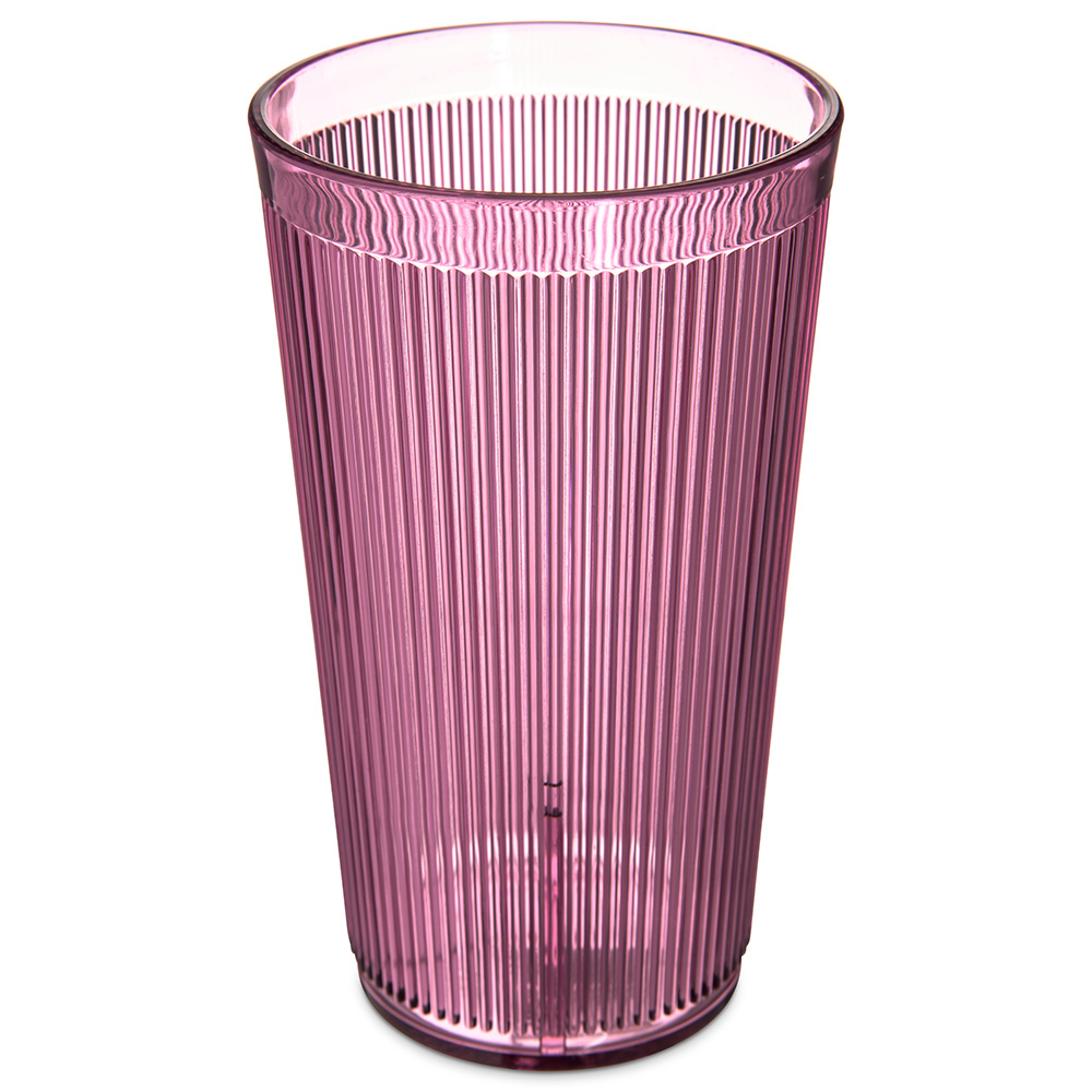 Carlisle 402055 20-oz Old Fashion Tumbler - Rose
