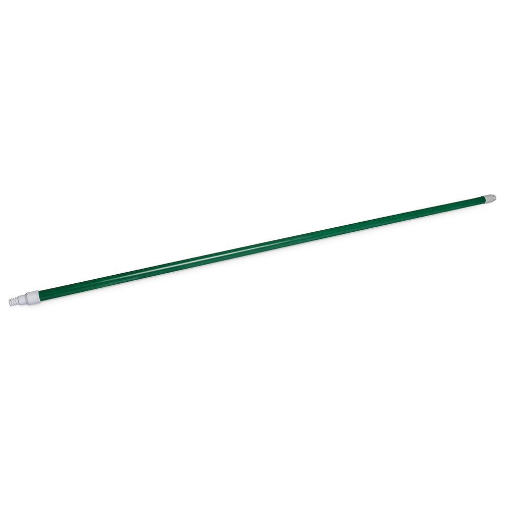 "Carlisle 4022509 60"" Handle - Threaded, Fiberglass, Green"