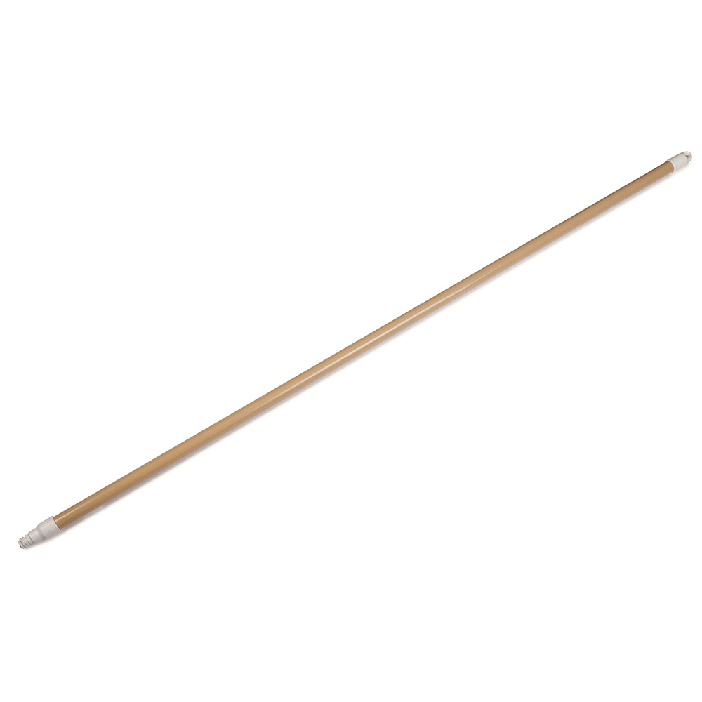 Carlisle Food Service 4022525 60-in Threaded Fiberglass Flex-Tip Handle Tan Restaurant Supply
