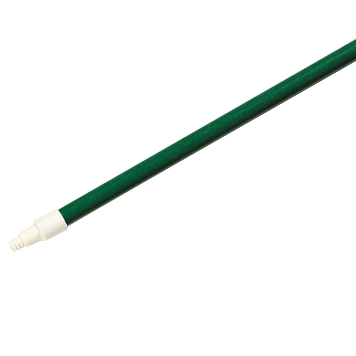 "Carlisle 4022709 60"" Handle - 1"" Dia, Fiberglass, Green"