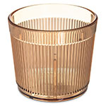 Carlisle 402913 9-oz Old Fashion Tumbler - Amber