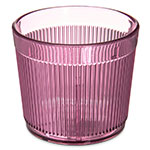 Carlisle 402955 9-oz Old Fashion Tumbler - Rose