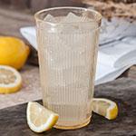 Carlisle 403422 16-oz RimGlow Tumbler - Honey Yellow