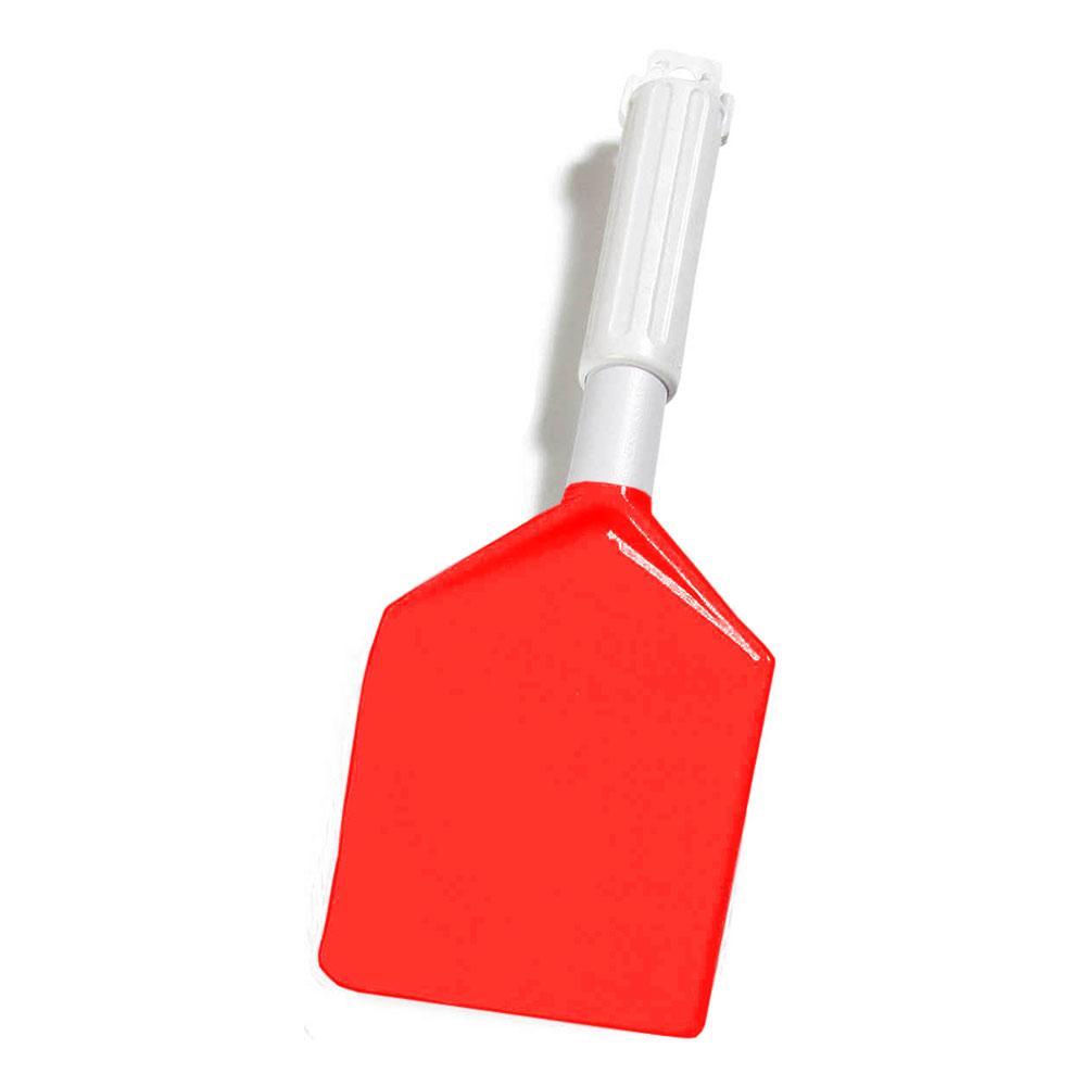 "Carlisle 4035005 13-1/2"" Spatula - Plastic/Nylon, Red"