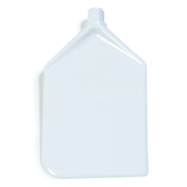 """Carlisle 4036102 Paddle Blade - 7-1/2x4-1/2"""" Nylon, White"""