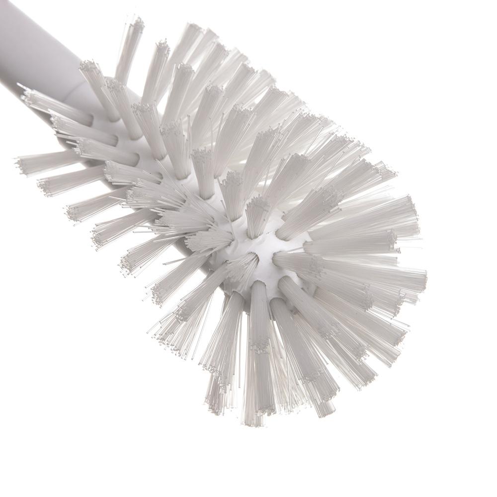 """Carlisle 4041300 12"""" Dish Brush - Poly"""