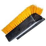 "Carlisle 4042100 10"" Hi-Lo Floor Scrub - Squeegee, Plastic"