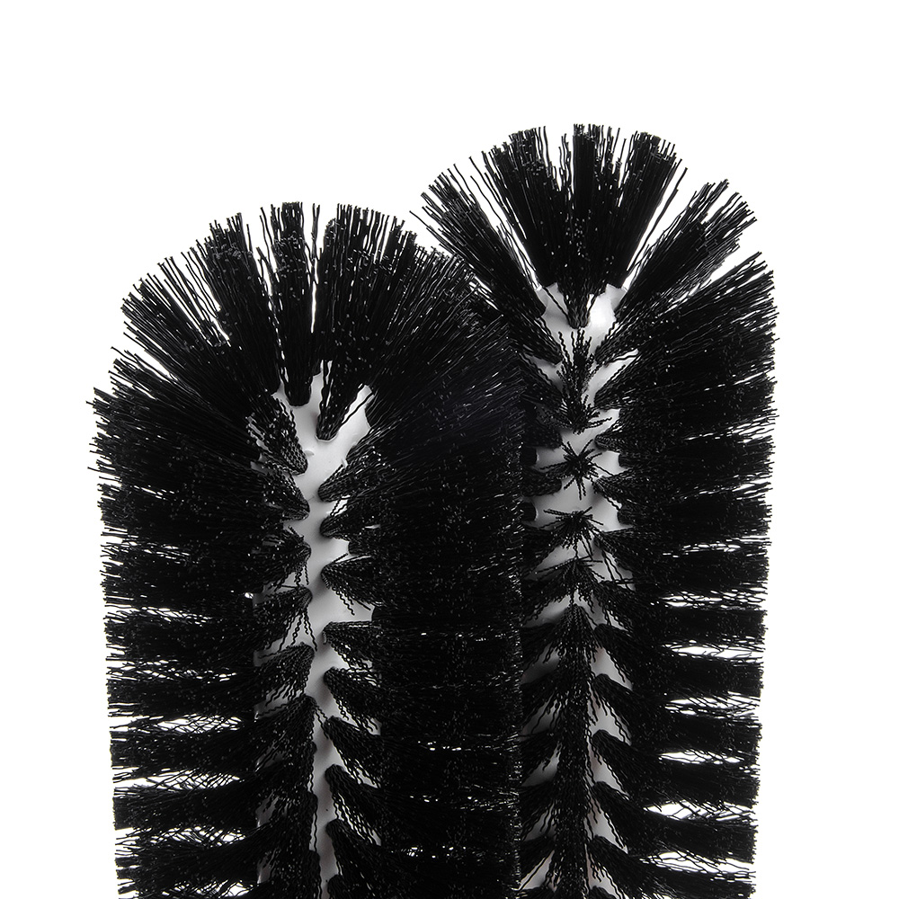 Carlisle 4046003 Sparta Twin Glass Washer Brush, Polyester Bristles