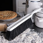 "Carlisle 4048100 13"" Counter/Bench Brush - Poly/Plastic"