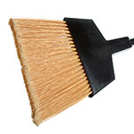 "Carlisle 4065000 48"" Recycled Angle Broom"