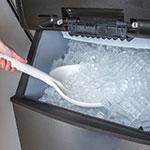 Carlisle 4107702 Square Ice Shovel, Plastic
