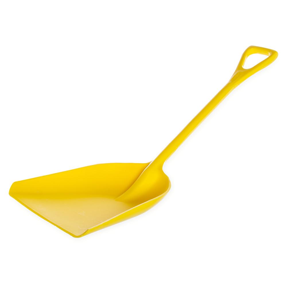 Carlisle 4107704 Square Ice Shovel, Plastic