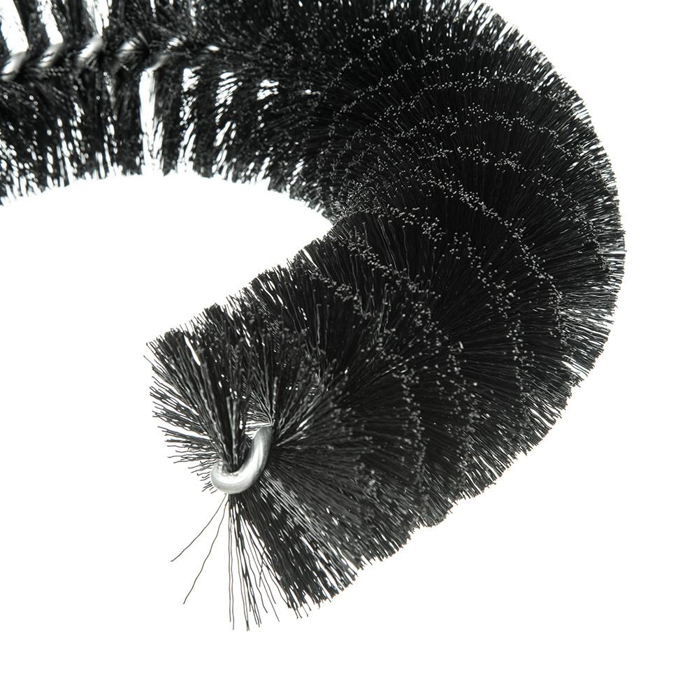 "Carlisle 4110003 11.5"" Clean-In-Place Brush w/ Polyester Bristles, Black"