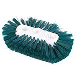"Carlisle 4117709 Jumbo Tank/Kettle Brush - 6x10-1/2"" Green"
