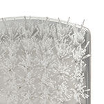 "Carlisle 4139602 8.5"" Multi-Purpose Utility Brush w/ Polyester Bristles, White"