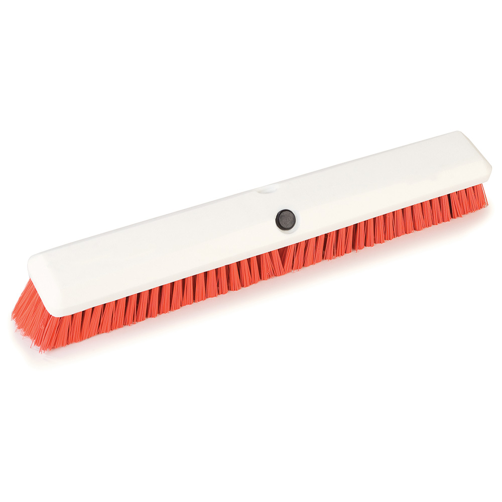 "Carlisle 41890-24 18"" Omni Sweep - Orange"
