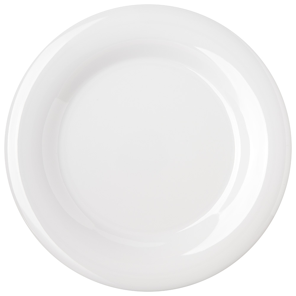 Carlisle 4301042 10.5-in Dinner Plate NSF Bone Restaurant Supply