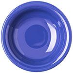 "Carlisle 4303214 7.5"" Round Rim Soup Bowl w/ 16-oz Capacity, Melamine, Ocean Blue"