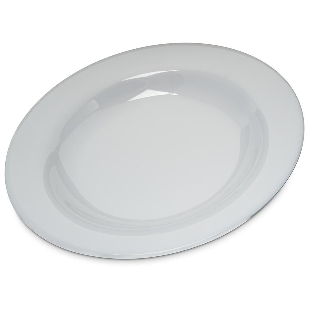Carlisle 4303402 13-oz Durus Pasta/Soup/Salad Bowl - Melamine, White